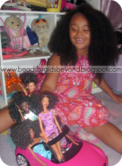 Do It Yourself Natural Hair Dolls Curlynikki Natural