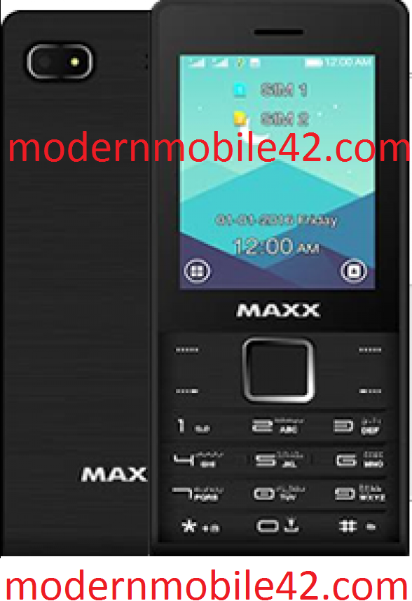 Maxx Turbo T3 Flash File