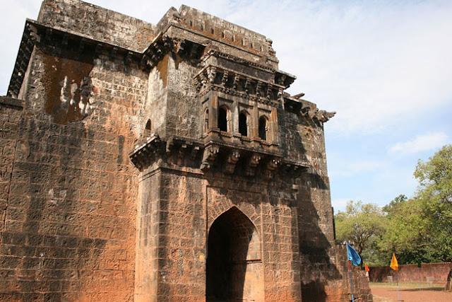 panhala fort places to visit kolhapur travel guide