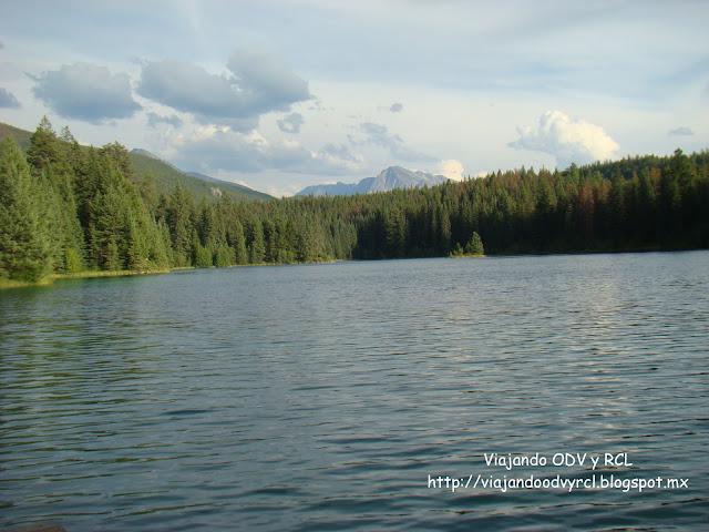 Valle de los cinco Lagos.Rocosas Canadienses. Jasper Canada. http://viajandoodvyrcl.blogspot.mx