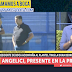 Boca: Angelici estuvo presente en la práctica | Mirá lo que le dijo a los jugadores