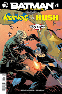 Batman: Prelude to the Wedding - Nightwing vs. Hush
