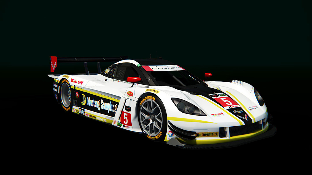 What do Corvettes GT LMP, C7 GT3 and C7 R have in common