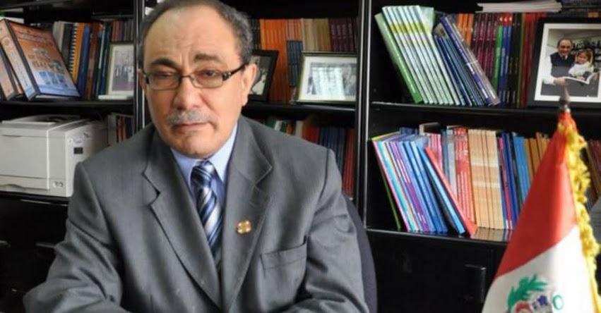 Esperemos con calma al nuevo gabinete (Idel Vexler Talledo) MINEDU - www.minedu.gob.pe