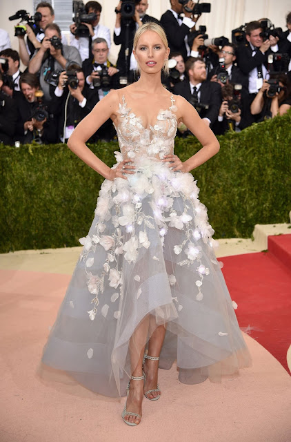 MET GALA: BEST DRESSED AS COUTURE MEETS TECHNOLOGY