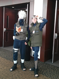 Characters from Naruto