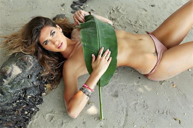 Melissa Satta, Kekasih Kevin-Prince Boateng yang Seksi