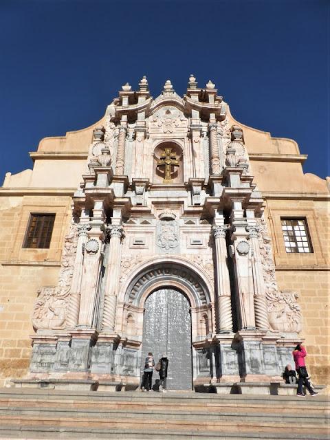 Caravaca de la Cruz - Fachada de la Iglesia