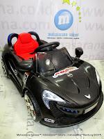 depan pliko pk9188n maclaren black mobil mainan anak
