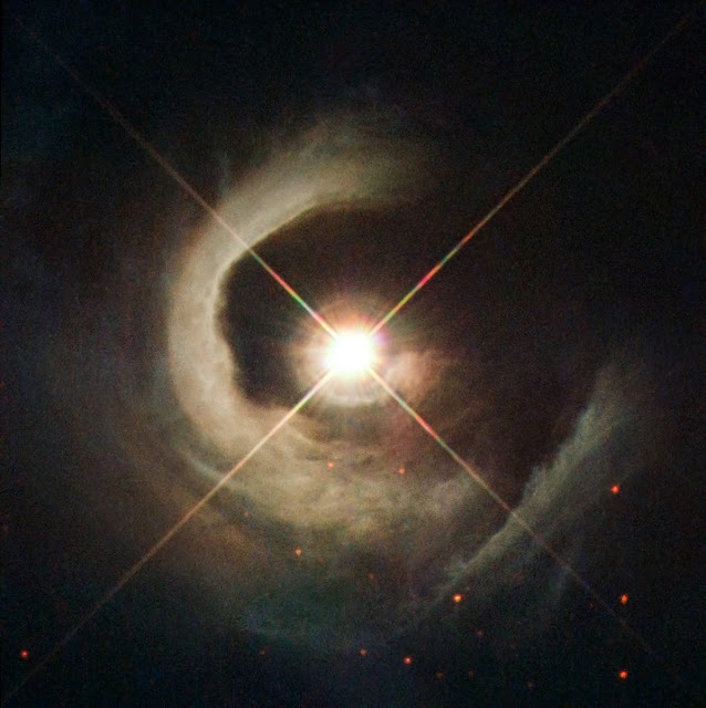 Young star offers a glimpse of the sun's past
