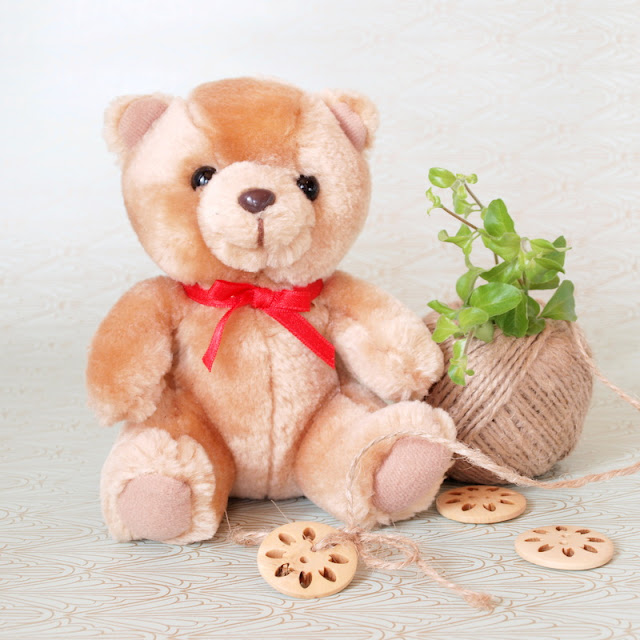 my talisman is a bear мой талисман медвежонок