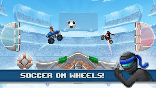 Drive Ahead! Sports Apk v1.9.1 Mod (Unlimited Money)