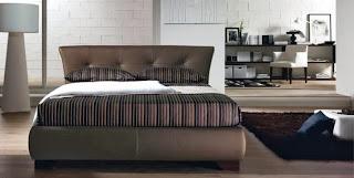 diseño de cama moderna