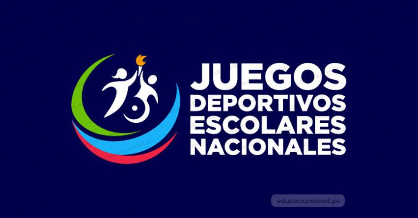 JDEN: La XXVII edición de los Juegos Deportivos Escolares ya está en marcha - MINEDU - www.minedu.gob.pe