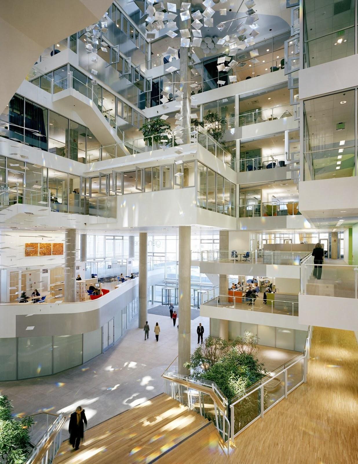 My first ever building model can i get some feedback - Behnisch architekten boston ...
