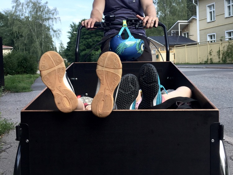 laatikkopyörä kokemuksia