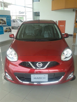Nissan March Promo Akhir Tahun 2016
