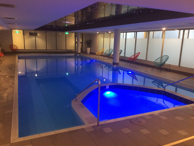 Pool and Spa at Rydges Sydney Central