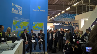 The port of Venice at Break Bulk Europe 2017