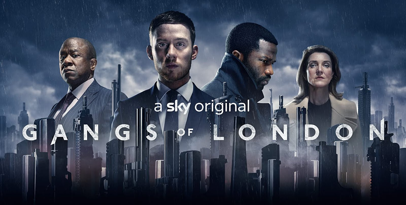 Gangs of London Sky Atlantic