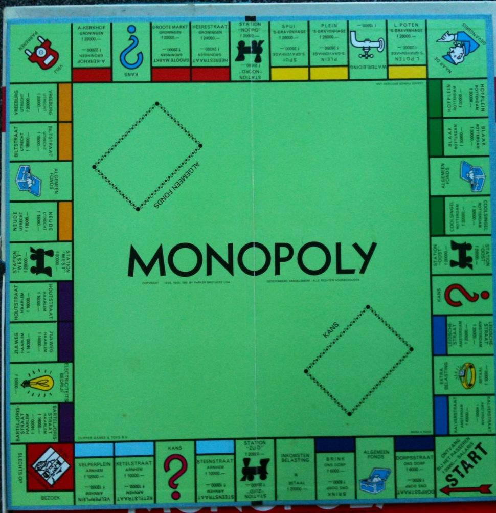 Gioco monopoli 2016