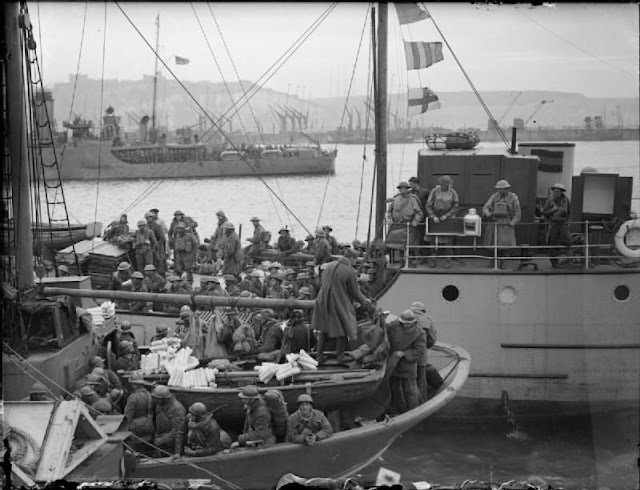 Dunkirk Little Ships The Story Of How 700 Yachts And Fishing Vessels Saved Britain In 1940
