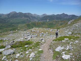 Camino de descenso