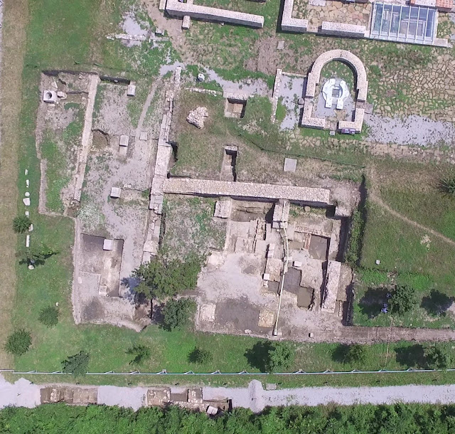 Grand armoury of the Roman Legions reveals more