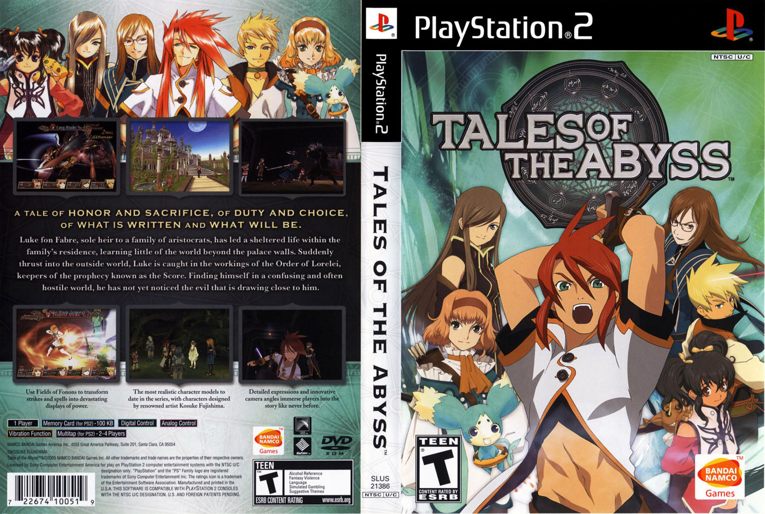 Tales of the abyss psp download