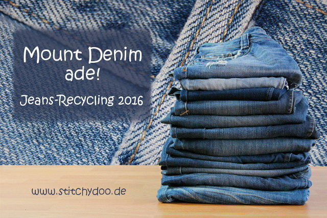 Jeans Upcycling!