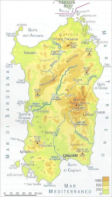 Chi Viaggia Impara Immagini Dal Mondo Italia Sardegna