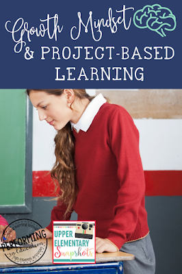 Growth Mindset and Project-Based Learning