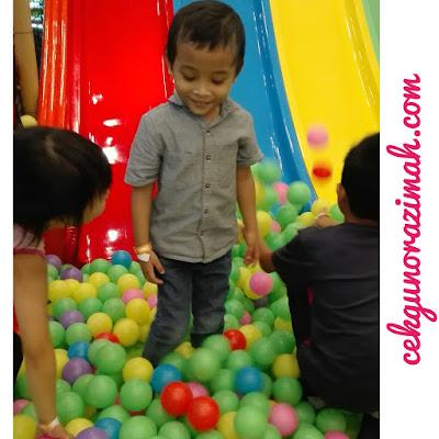 the parenthood, the parenthood playland, sunway pyramid, playland sunway pyramid, bayaran masuk ke the parenthood playland