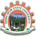 AKSU First Batch 2017/18 Admission List Out - [Updated]