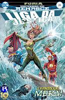 DC Renascimento: Liga da Justiça #24