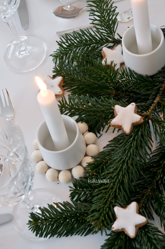 Scandiliebe By Kukuwaja Christmas Table Setting Ideas Scandinavian