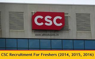 CSC Careers