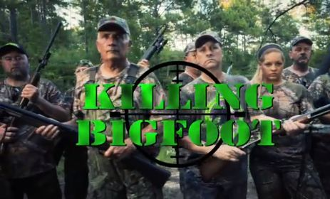 Killing Bigfoot Series Destination America