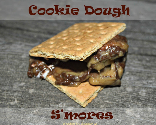 Two-Minute Tuesday #9: Cookie Dough S'mores