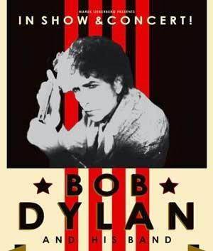 Bob Dylan Tour 2015