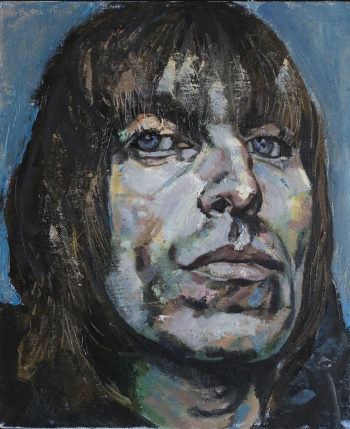 Британский художник. Michael Juniper