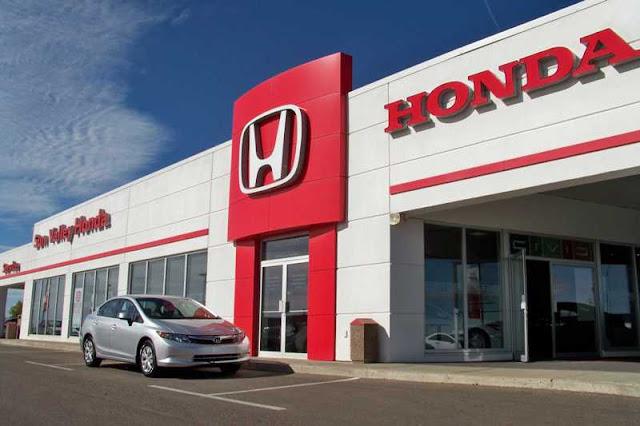 Dealer Honda Cikarang Honda Indonesia