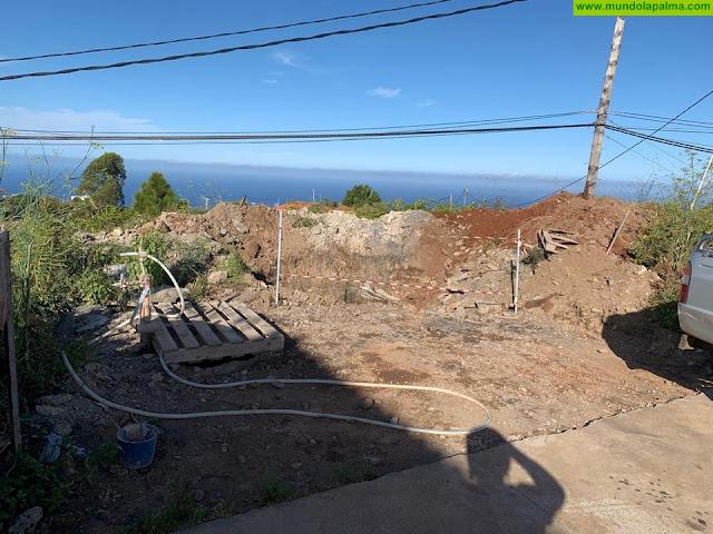 CC en Puntallana llama la atención sobre el abandono y peligros en espacios municipales