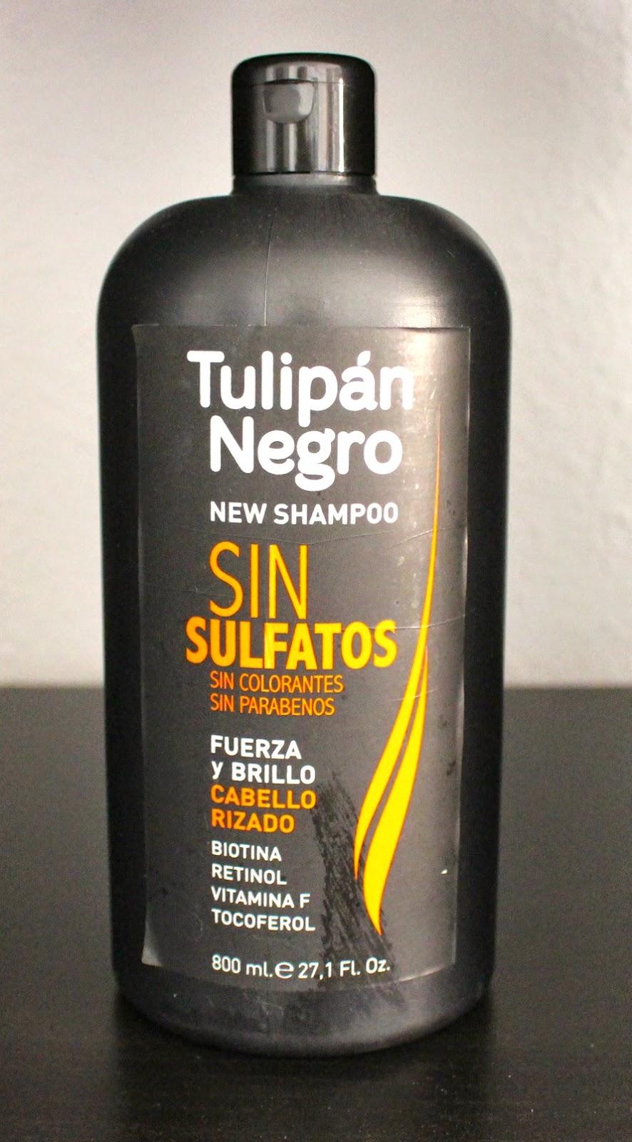 Un Poco De Todo Ni Con Tu Dinero Champú Tulipán Negro Sin
