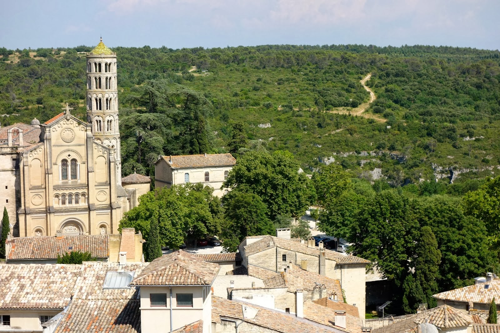 Rent a Property near Uzes in Provence