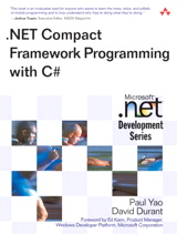 T Compact Framework Programming with C# and Visual Basic .NET