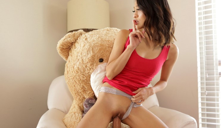UNCENSORED Step Siblings Caught – Jasmine Grey Oh Brother Bear, AV uncensored