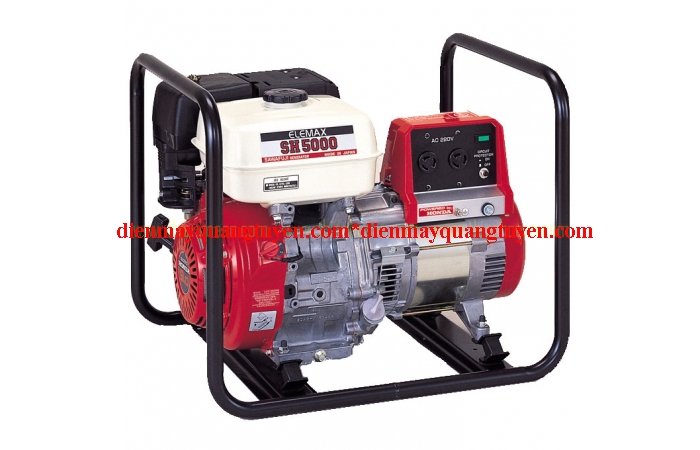 Máy phát điện ELEMAX SH5000 4.5 KVA