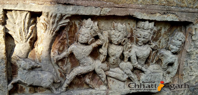 Historical Vishnu Temple Janjgir chhattisgarh