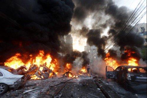 Breaking: 5 killed as kerosene-laden tanker explodes along Abuja-Kaduna expressway